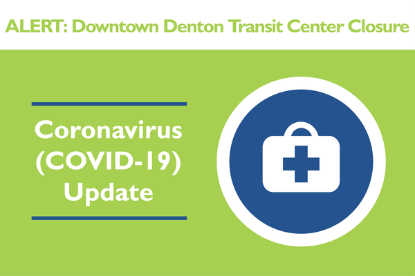 DCTA Coronavirus Update Graphic