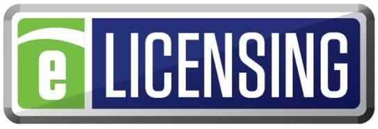New Online Licensing System Elicensing Coming November 1