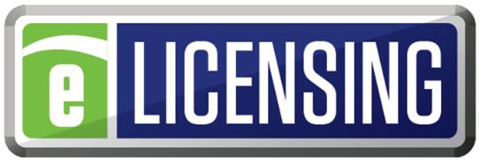 eLICENSING logo