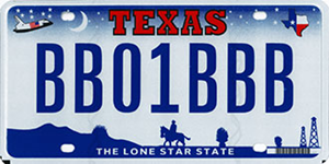My Plates Texas >> April 2018 New Specialty License Plates