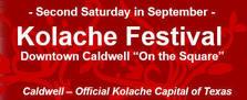 Kolache Festival photo