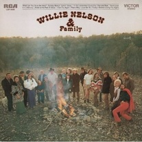 Willie Nelson & Family album cover