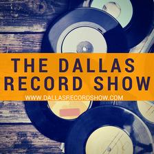 dallas record show poster