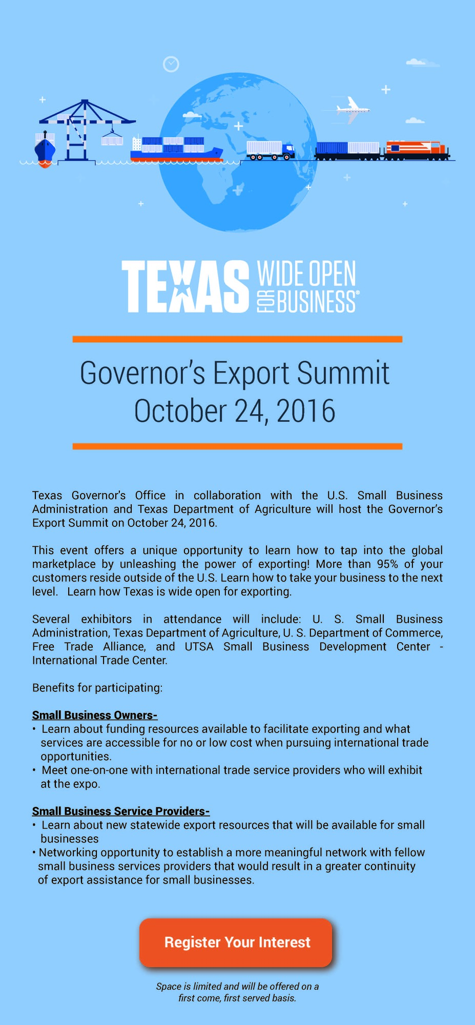 Export Summit