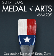 2017 medal of arts poster