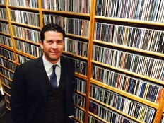 photo of brendon anthony at kgsr