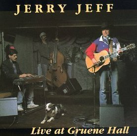 jerry jeff walker LP