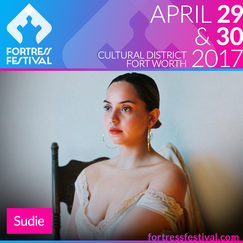 sudie fortress fest poster