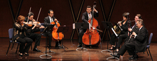 photo of tcu chamber music fest