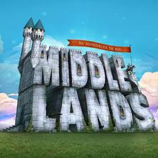 image of middlelands logo