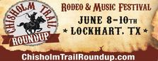 chisholm trail roundup poster