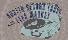record label flea poster