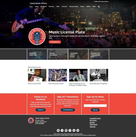 photo of new tmo website homepage