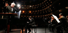 photo of cliburn international piano competition