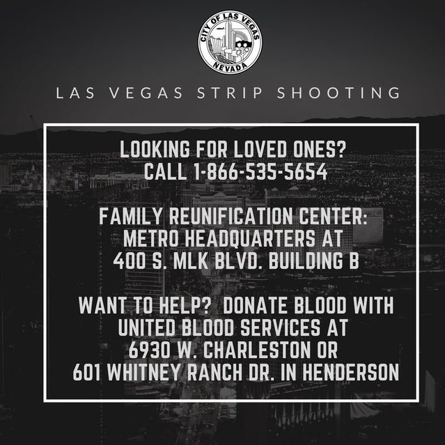 Vegas Info Concerning Missing Loved Ones