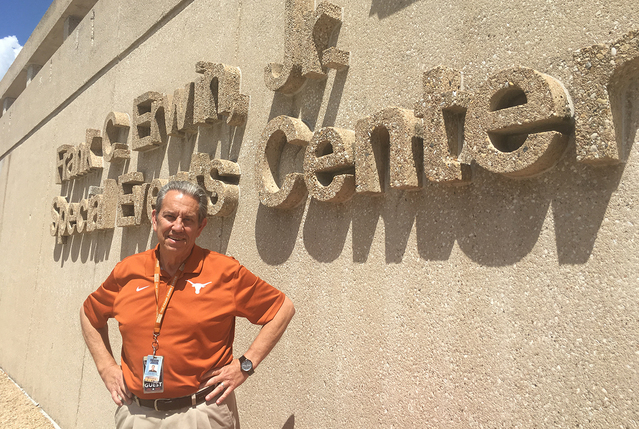 John Graham, Director of the Frank Erwin Center