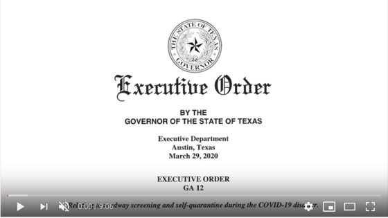 Executive Order 12