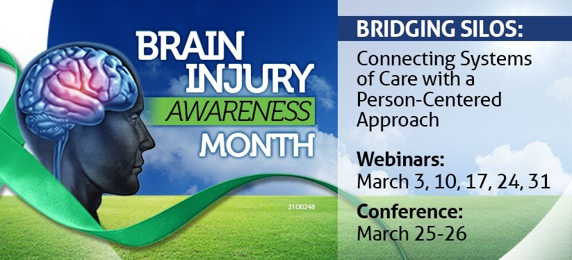 Brain Injury Awareness Month Webinars