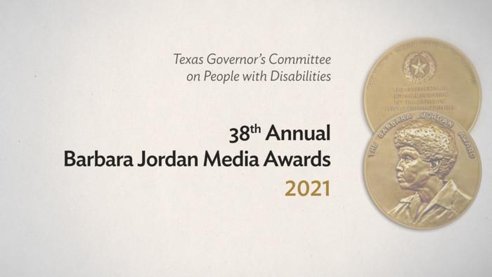 GCPD Barbara Jordan Media Awards Cover Slide