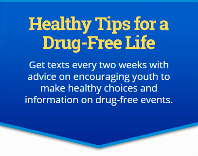 Healthy Tips for a Drug-Free Life