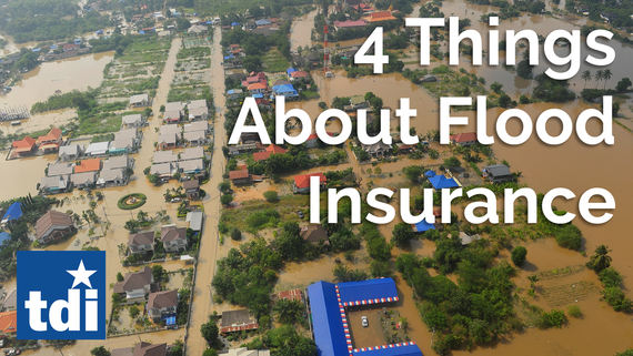 4 Things to Know About Flood Insurance