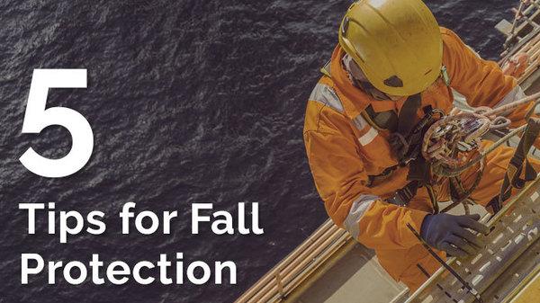 5 Tips for Fall Prevention