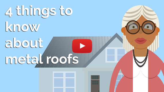 Metal roofs video