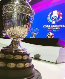 Copa trophy