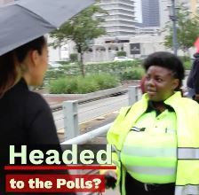 Free Rides to Polls Video