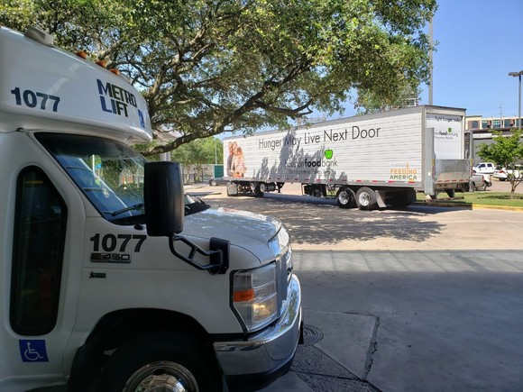METROLift food delivery