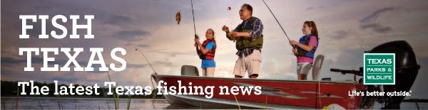 Fish Texas freshwater boat, dad, 2 childen