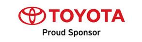 toyota proud sponsor