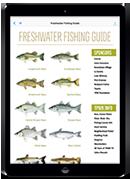 2016 Mobile Texas Fishing Guide