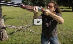 Shotgun skill building video
