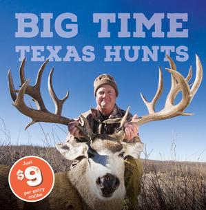 Ultimate Mule Deer Hunt winner