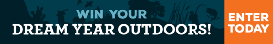 Win Your Dream Year Outdoors
