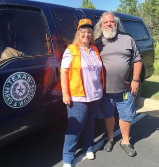 Kathy and Keith