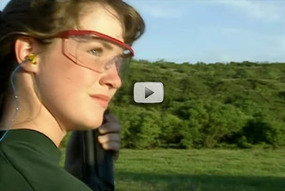 Eye and ear protection video