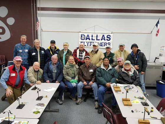 Dallas Fly Fishing Club Volunteers