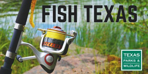 Fish Texas header, spring