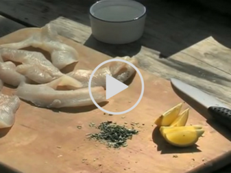 crappie cooking video link