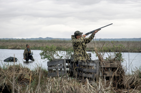 Waterfowl Hunters