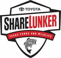 Toyota ShareLunker logo