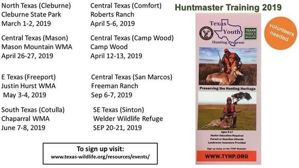 HM schedule