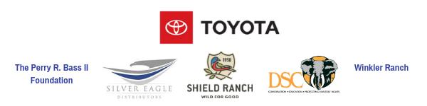 Lone Star Land Steward sponsor logos