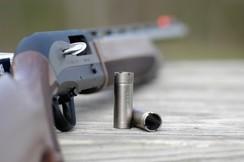 shotgun with chokes