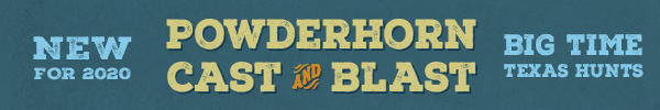 Big Time Tx Hunts - Powderhorn, with link