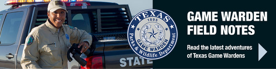 Game Warden Field Notes with link