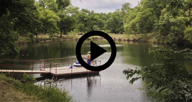 South LLano River park, video link