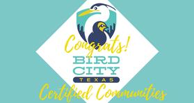 Congrats new Bird City communities